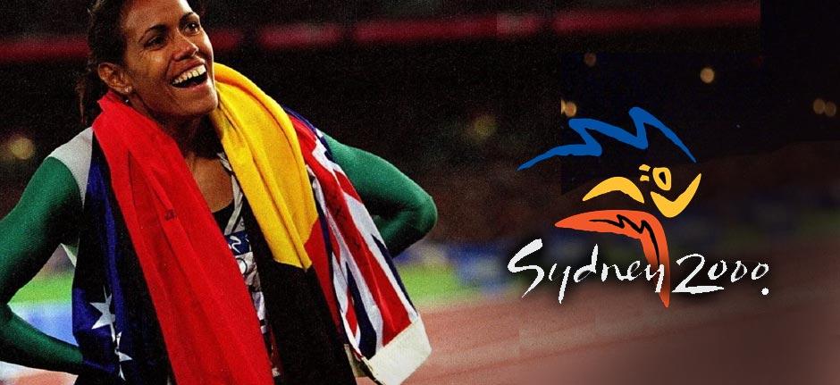 'Let the games begin!' Happy 20th Birthday Sydney Olympics