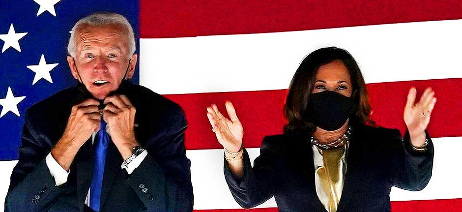 News Summary 17-09-20 | Biden Pro Masks | Gold & Oil Up