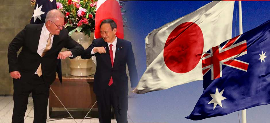 China warns Oz & Japan over pact, promises 'countermeasures'