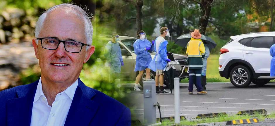 06-04-21 | NSW Virus Eased | Turnbull dumped | Pork Barrel
