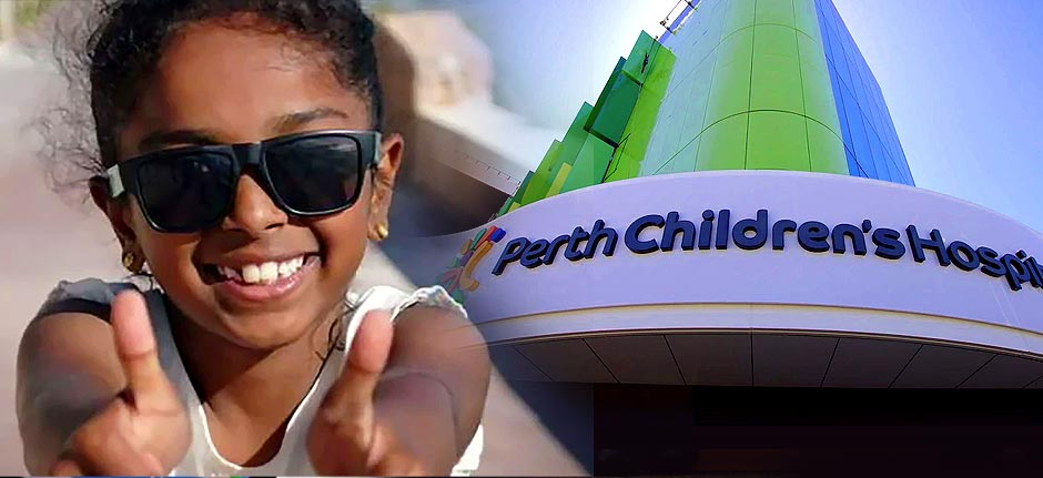Perth Children's Hospital - 7yr old girl dies in emergency