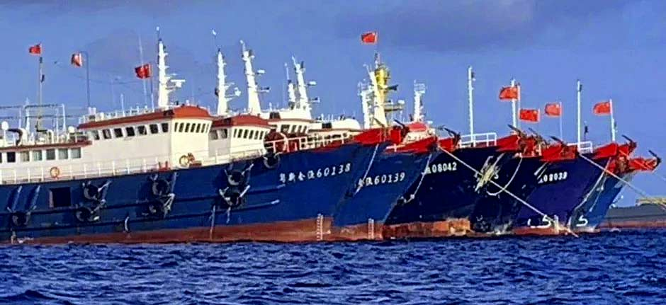 China-Philippines Whitsun Reef dispute could get much worse