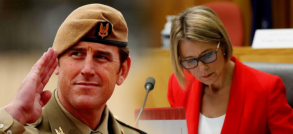 investigation into allegations linked to Ben Roberts-Smith