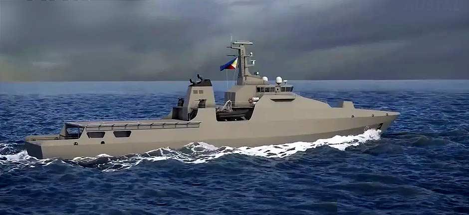 shipbuilder Austal nears deal on strategic Philippines port