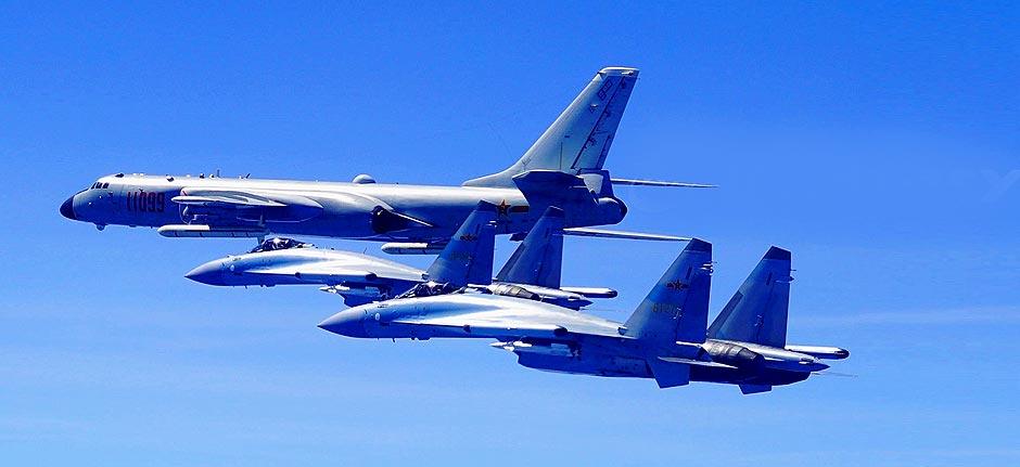 China suggests use of long-range missiles against Australia