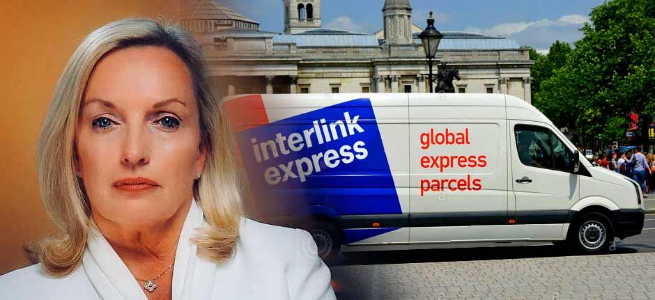Ex-Post boss Christine Holgate to run rival Global Express