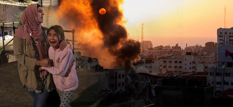13-05-21 | Moderna Vax | Taree | India | Gaza | Interstellar