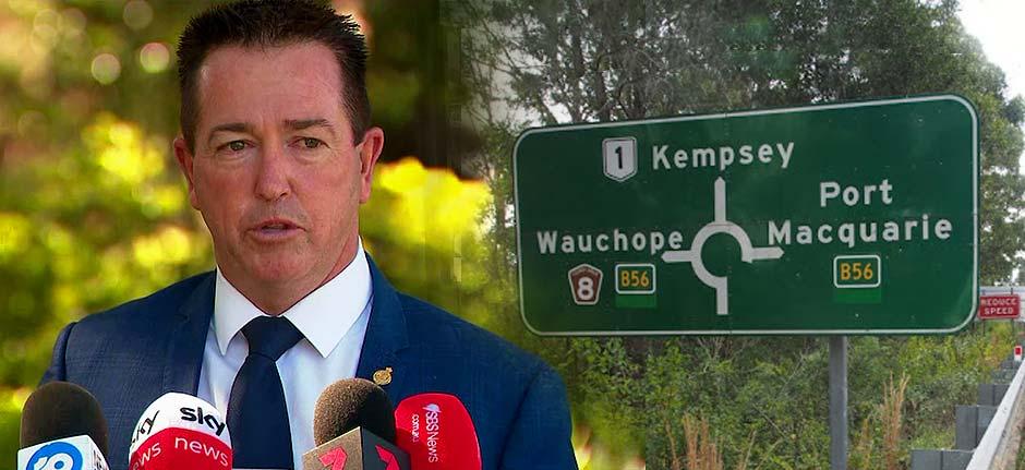 NSW : No daytrips between metro & regional areas allowed