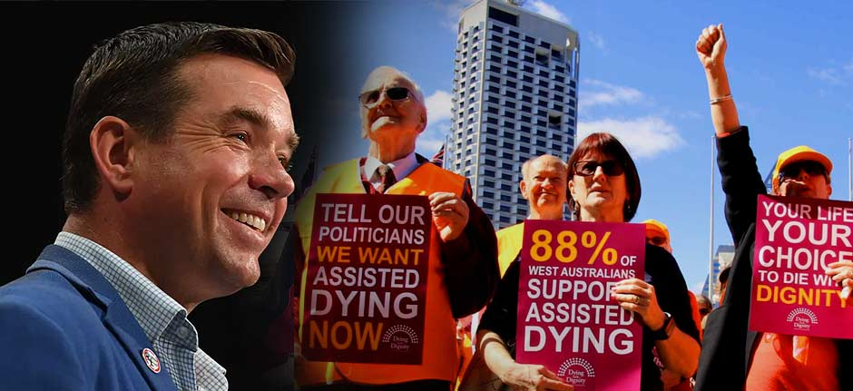 Shooters party MPs back NSW euthanasia bill as vote nears