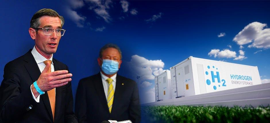 Blue Sky & Green hydrogen & $3 Billion = Energy superpower?
