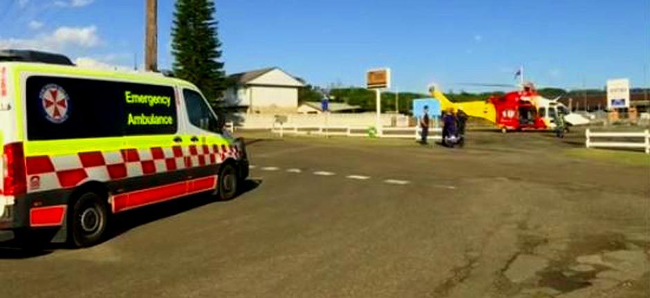 Taree Tragedy : man drowns whilst trying to launch a boat