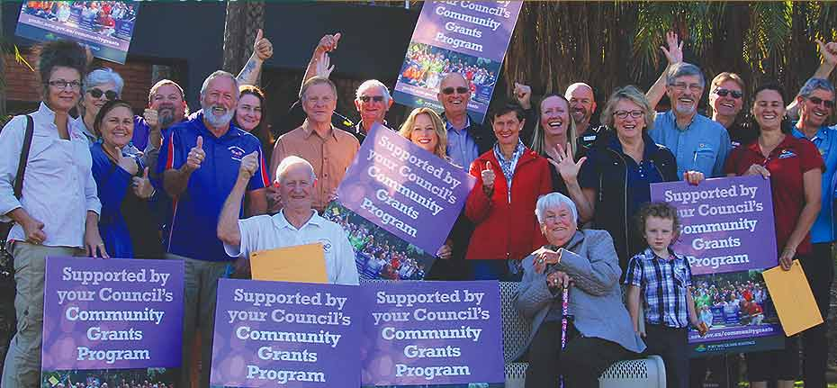 'Port Macquarie Thrives' community grants - 4 days to go!