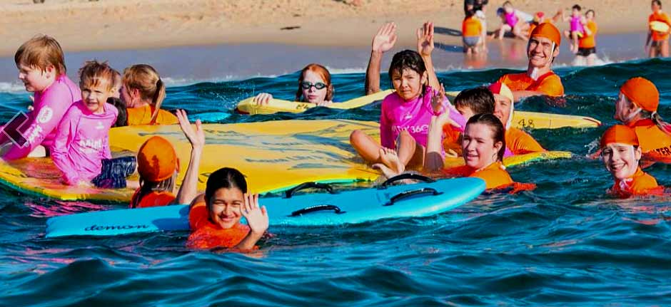 Port Macquarie Surf Club brings 'Autism Swim' to town