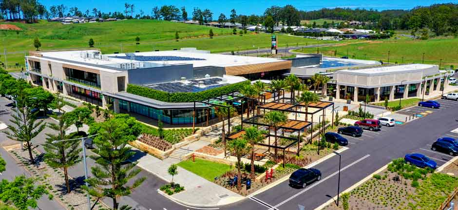 Port Macquarie's Sovereign Place marks its 1st Anniversary