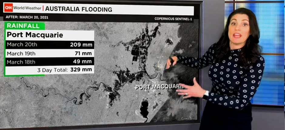 We're Famous (Again!) - Global Media Flood Coverage