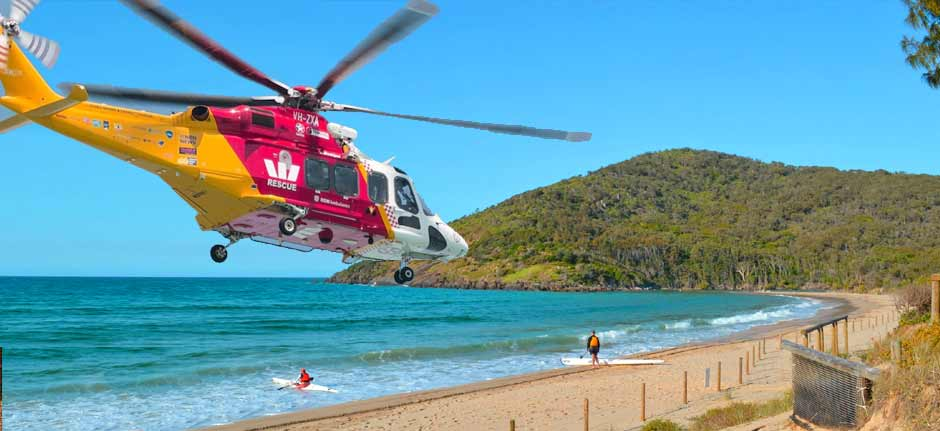 2 deaths less than an hour apart on NSW North Coast beaches