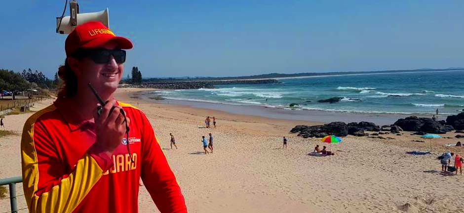 Port Macquarie Lifeguards go 'Full Time' on town beach