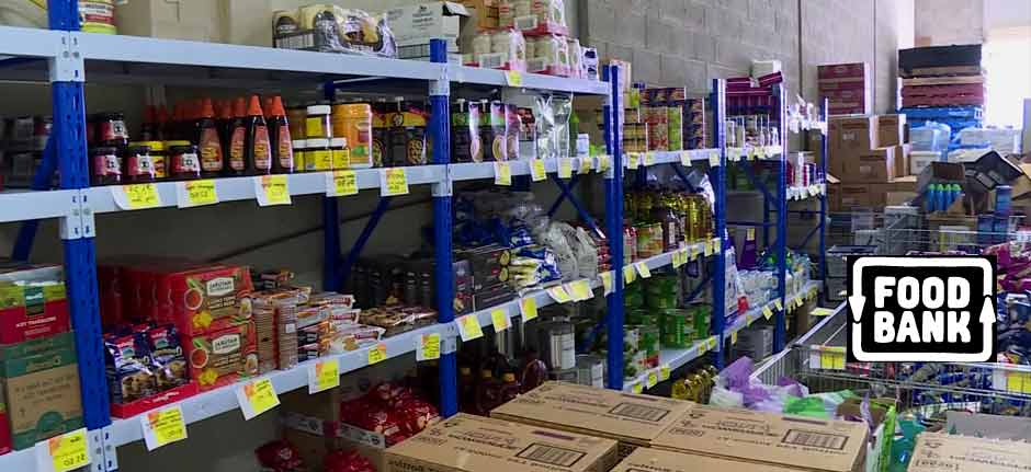 Charities supply nutritious meals to flood effected families
