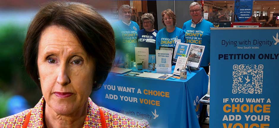 Leslie Williams to co-sponsor Voluntary Assisted Dying Bill