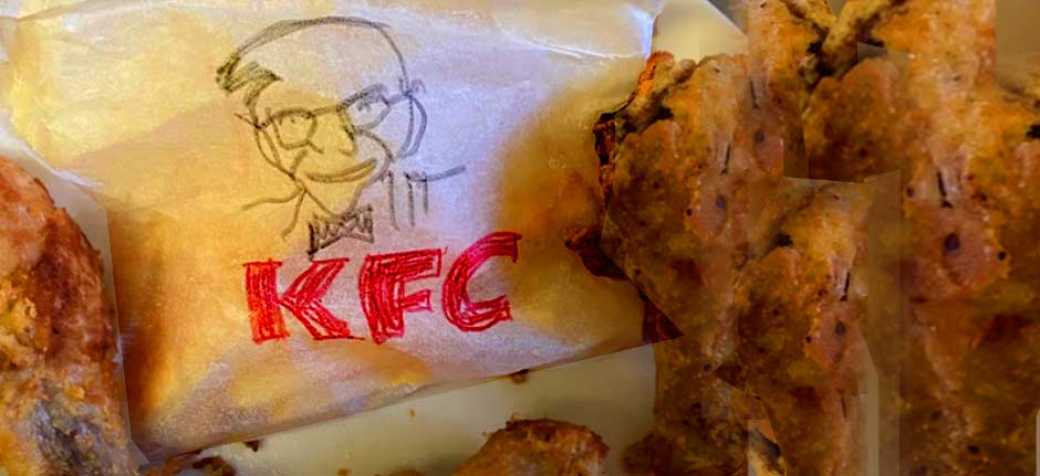Cool the fryers & dismantle the spice rack - KFC is Back!