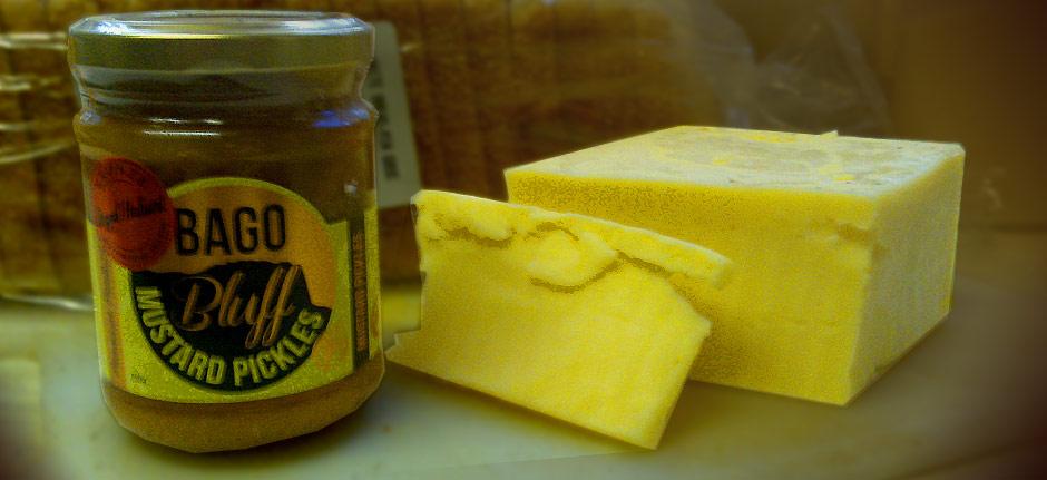 We 'Road test' Hastings Co-op's New Mustard Pickle
