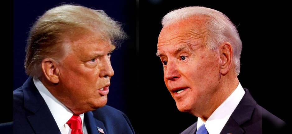Presidential debate: Trump Vs. Biden showdown - The washup