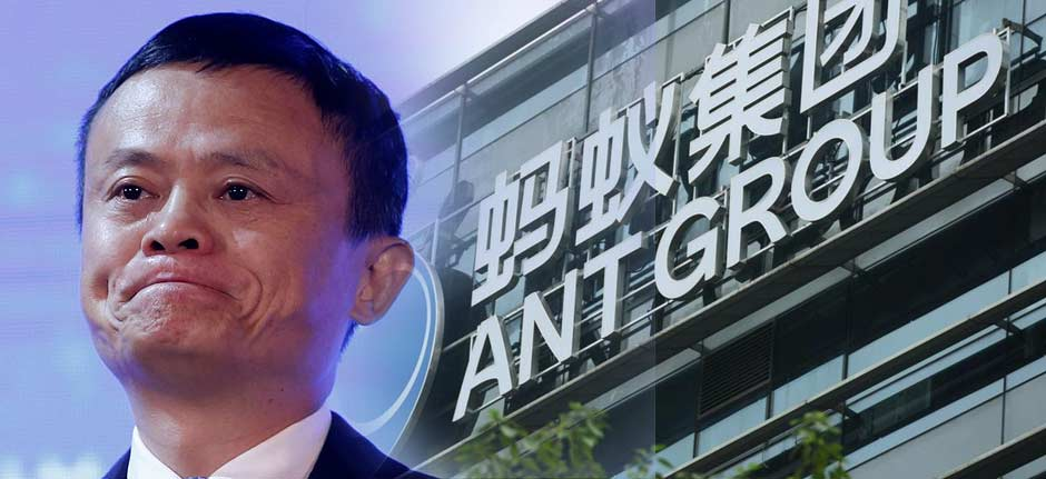 Alibaba / Ant Group shake-up a sign of things to come?