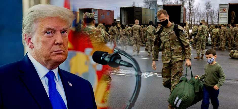 Trump Rolled - Congress overrides defence spending bill veto