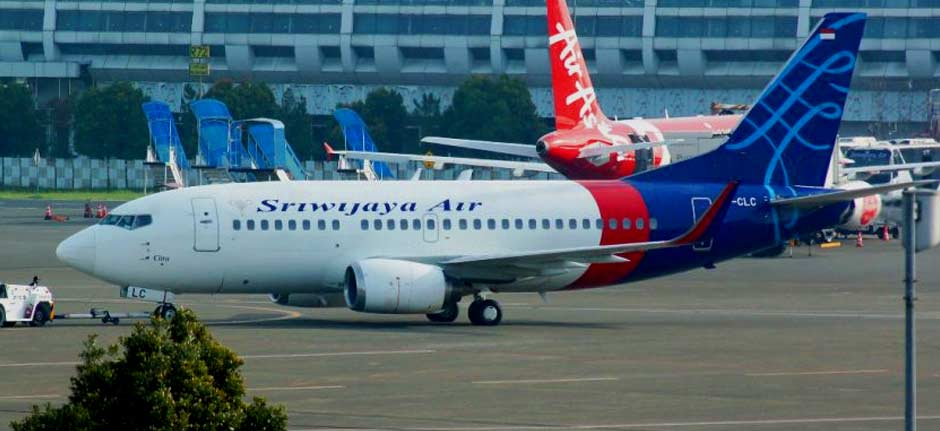 Misssing Indonesian Sriwijaya Air 737-500 'Black Box' found