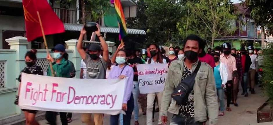 Myanmar poverty crisis - Coup & virus double whammy