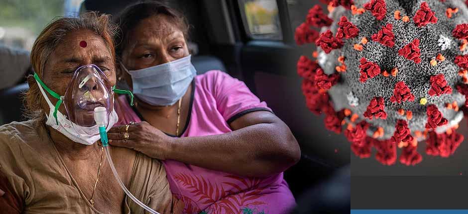New Indian B.1.617 variant of coronavirus 'Very Worrying'