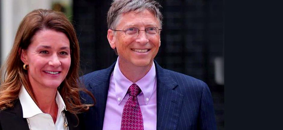 Bill & Melinda Gates to divorce but continue join work