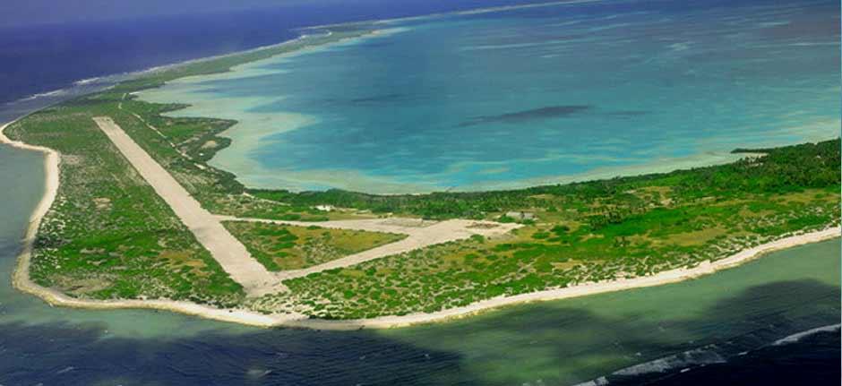China plans to revive strategic important Kiribati airstrip
