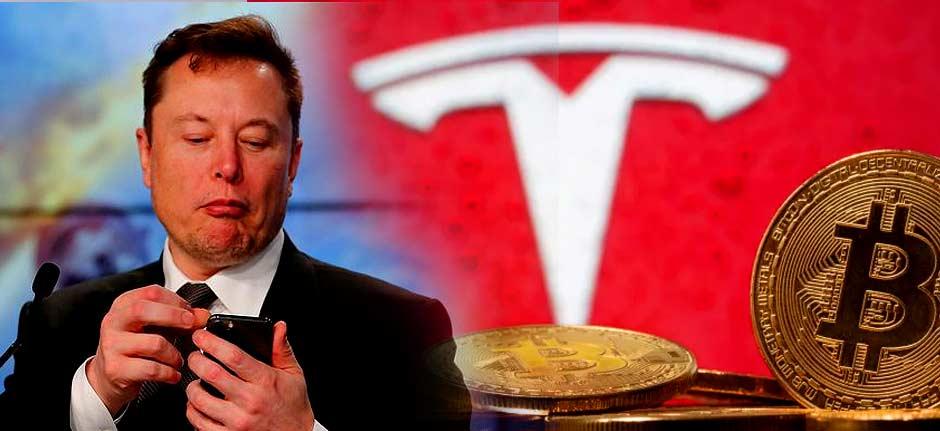 Elon Musk says Tesla will no longer accept bitcoin