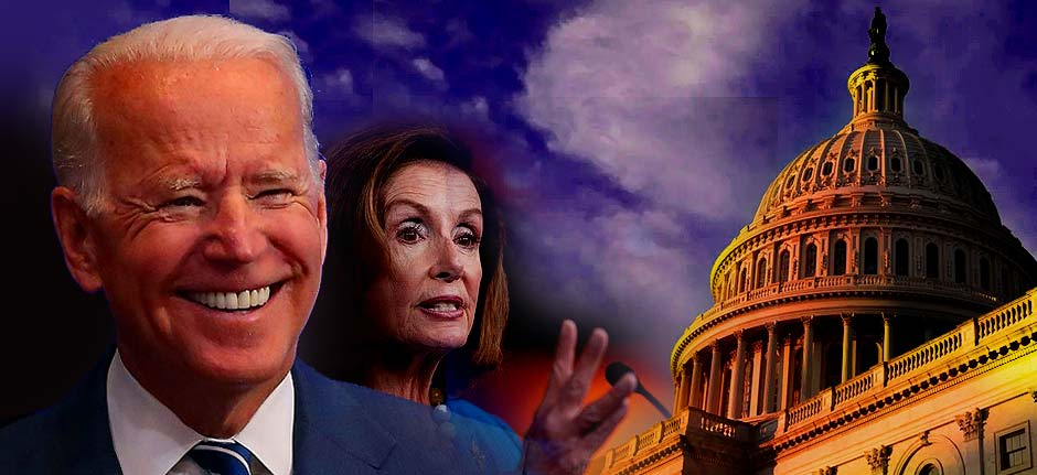 Joe's Lucky break : U.S. votes to avert government shutdown