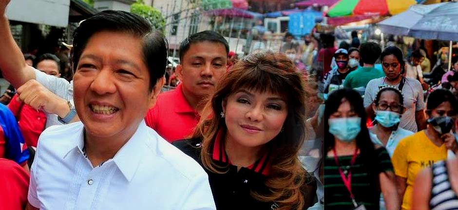 Philippines : Ferdinand Marcos Jr. to run for President