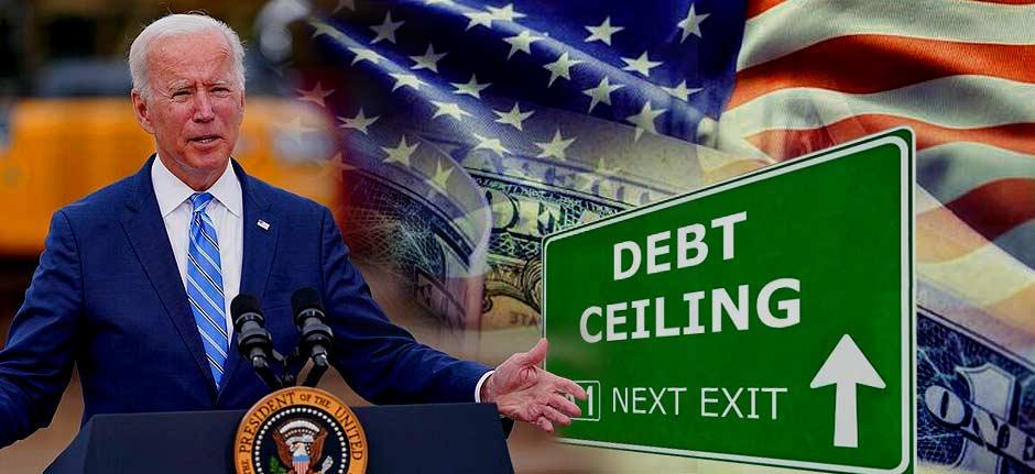 Senate nears temporary truce in debt-ceiling standoff