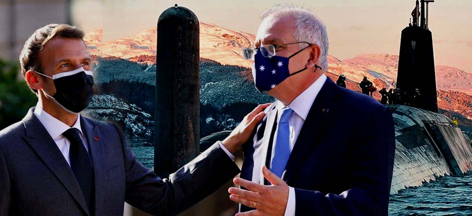 Sacré bleu ! France to send ambassador back to Australia