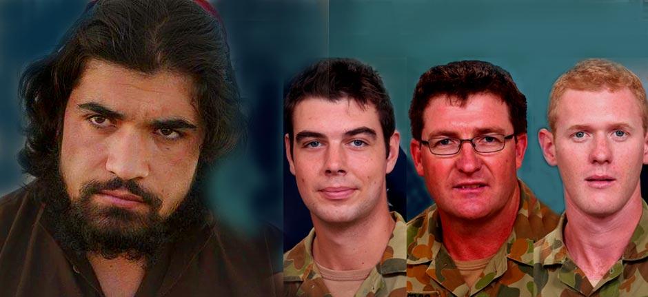 Afghan deserter who murdered 3 Australian soldiers freed