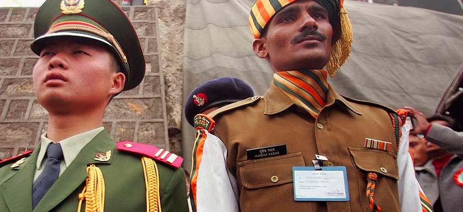 India and China army talks fail to defuse border tension