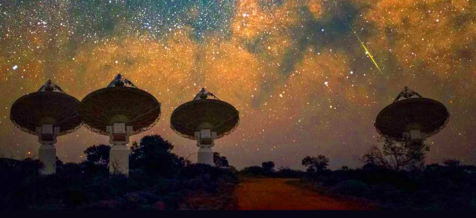 Aussie Astronomers find 'missing matter', mystery solved