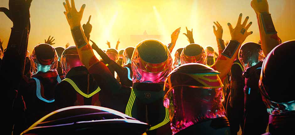 Death Disco ? A new post-pandemic subculture emerges