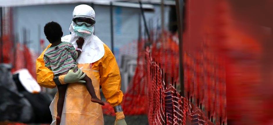 Congo hit by Ebola outbreak, battles measles & coronavirus