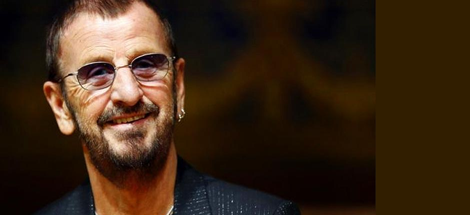 All you need is love ! Beatle Ringo Starr makes it to 80