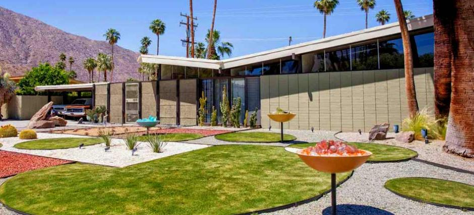 Palm springs mid century modern architecture revisited