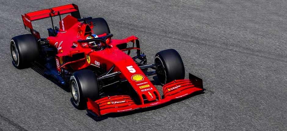 Sebastian Vettel to join Aston Martin F1 team for 2021