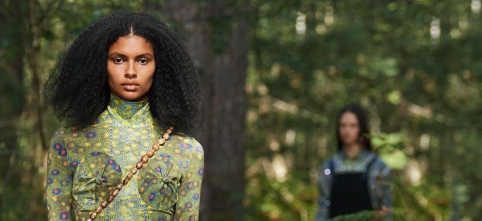 London Fashion Week: social restrictions test Designers