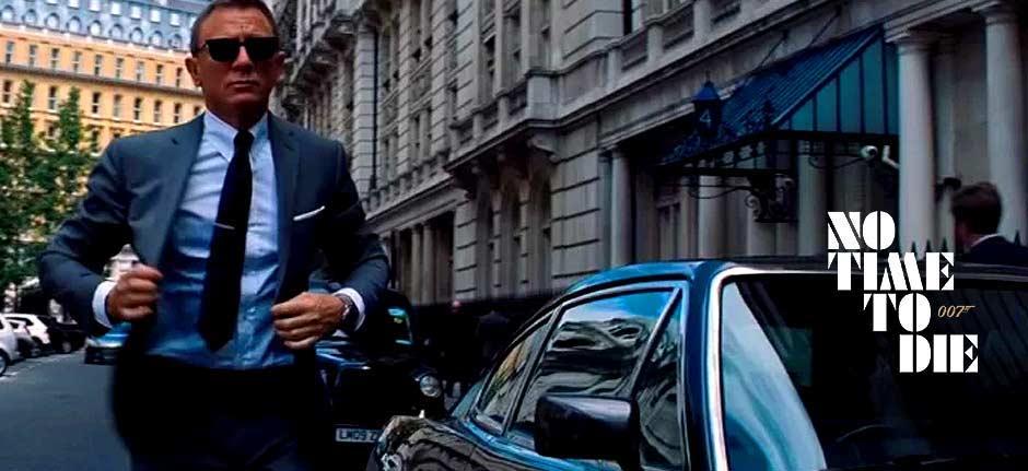 Bond Blockbuster delayed again until April 2021
