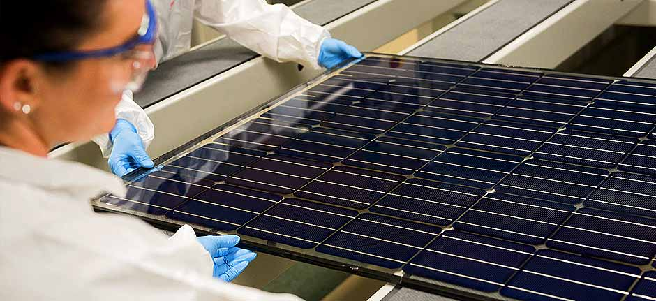 Solar Breakthrough ! Panels up to 40% efficiency possible