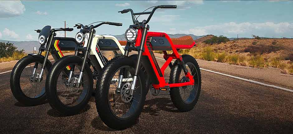 Sondors e-bike company unveils the 'MadMods' electric mopeds